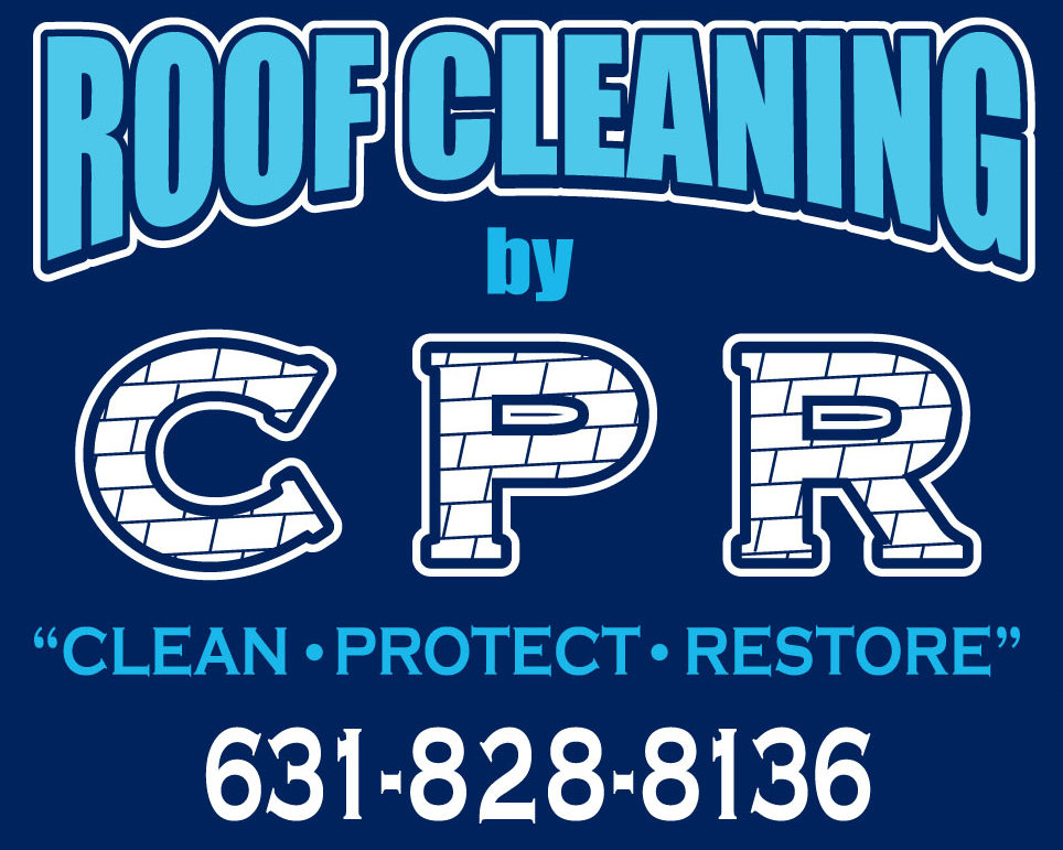 Roof Cleaning by CPR